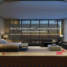 Láminas de control solar