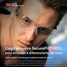 gafas de seguridad securefit 3m