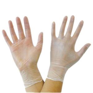 guantes descartables de latex