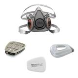 Kit Completo Protección respiratoria 3M