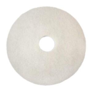 Lustrador pad blanco